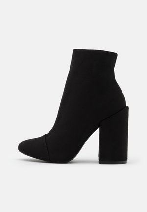 DOLLEY - Bottines à talons hauts - black