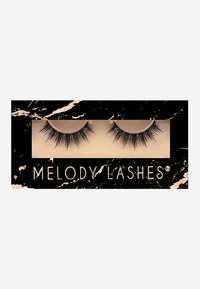 Melody Lashes - GIGI - False eyelashes - black - 0