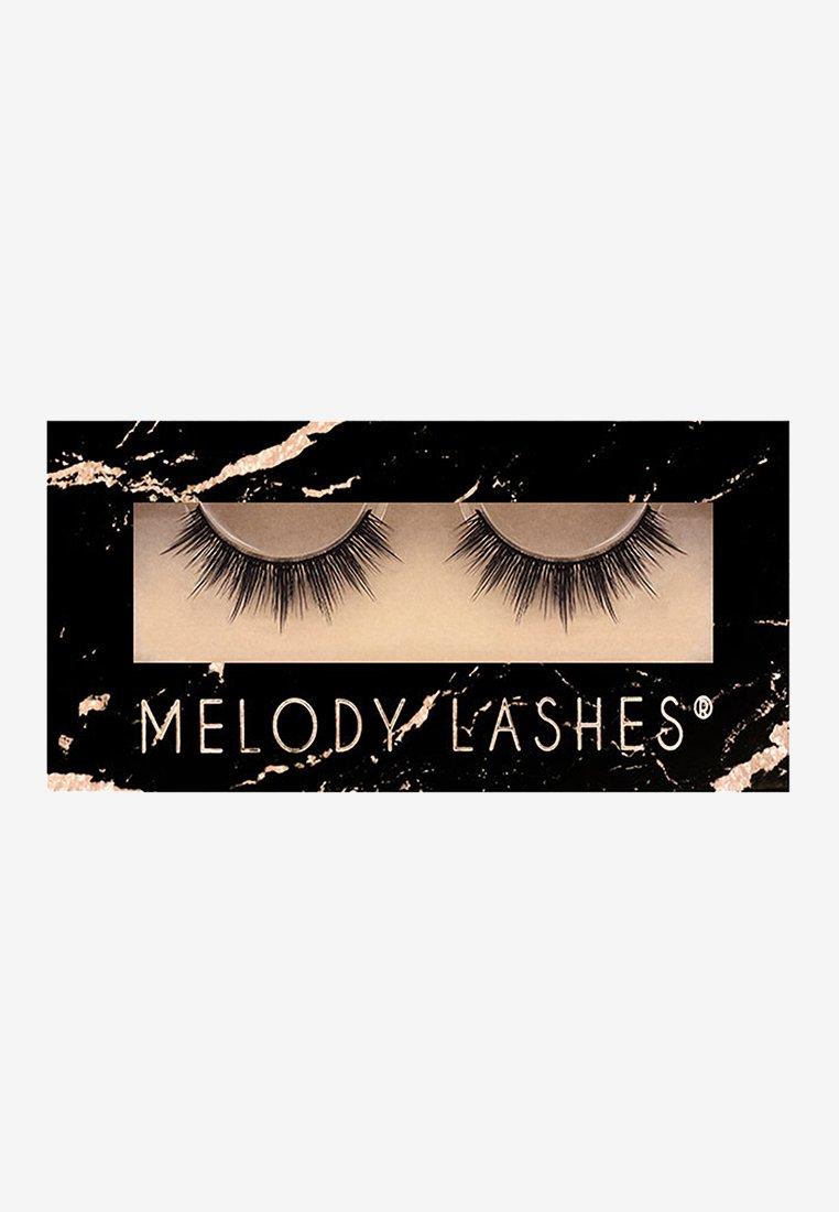 Melody Lashes - GIGI - False eyelashes - black