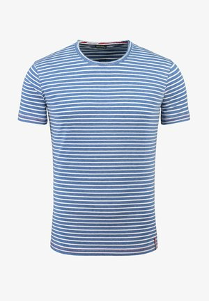 MT DANIEL ROUND - Print T-shirt - blue