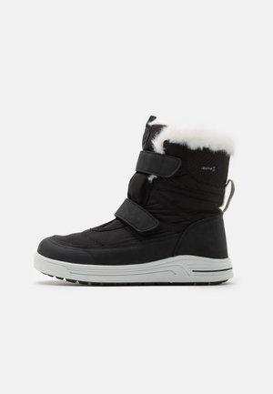 UNISEX - Vinterstøvler - black