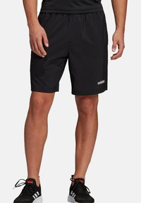 adidas Performance - TRAINING SHORTS - Pantalón corto de deporte - black - 0