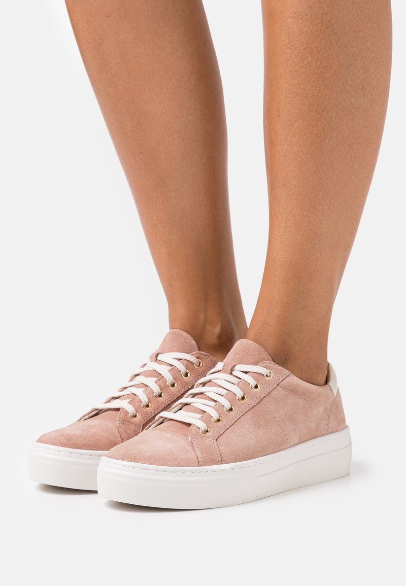 Vagabond - ZOE - Trainers - dusty pink