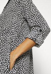 Esprit - MAROCIAN - Day dress - black - 5