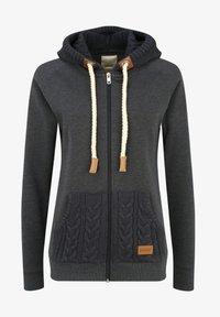Oxmo - MATILDA - Zip-up hoodie - dar grey m - 5