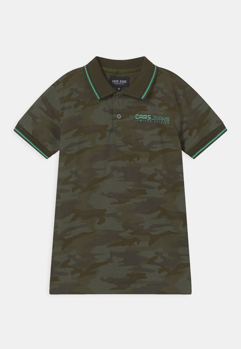 Cars Jeans - BASCIT  - Polo shirt - khaki