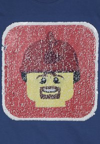 LEGO Wear - Langærmede T-shirts - blue - 4