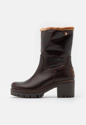 PIOLA BROOKLYN - Støvletter - marron/brown