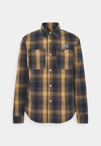 HUF - SANFORD  - Shirt - rich brown - 0