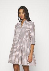 Trendyol - KAHVERENGI - Day dress - brown - 0