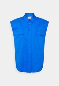 DIMMA SHIRT - Button-down blouse - french blue