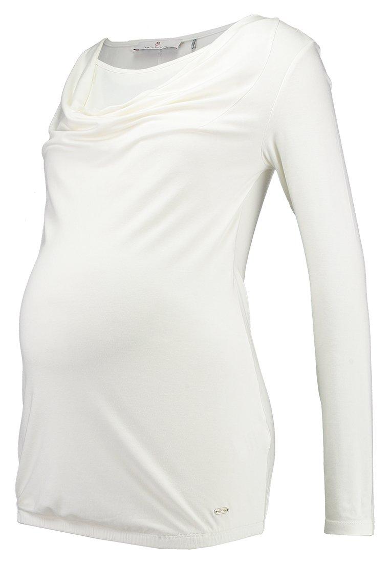 bellybutton STILLSHIRT - Pitkähihainen paita - white lAaoE