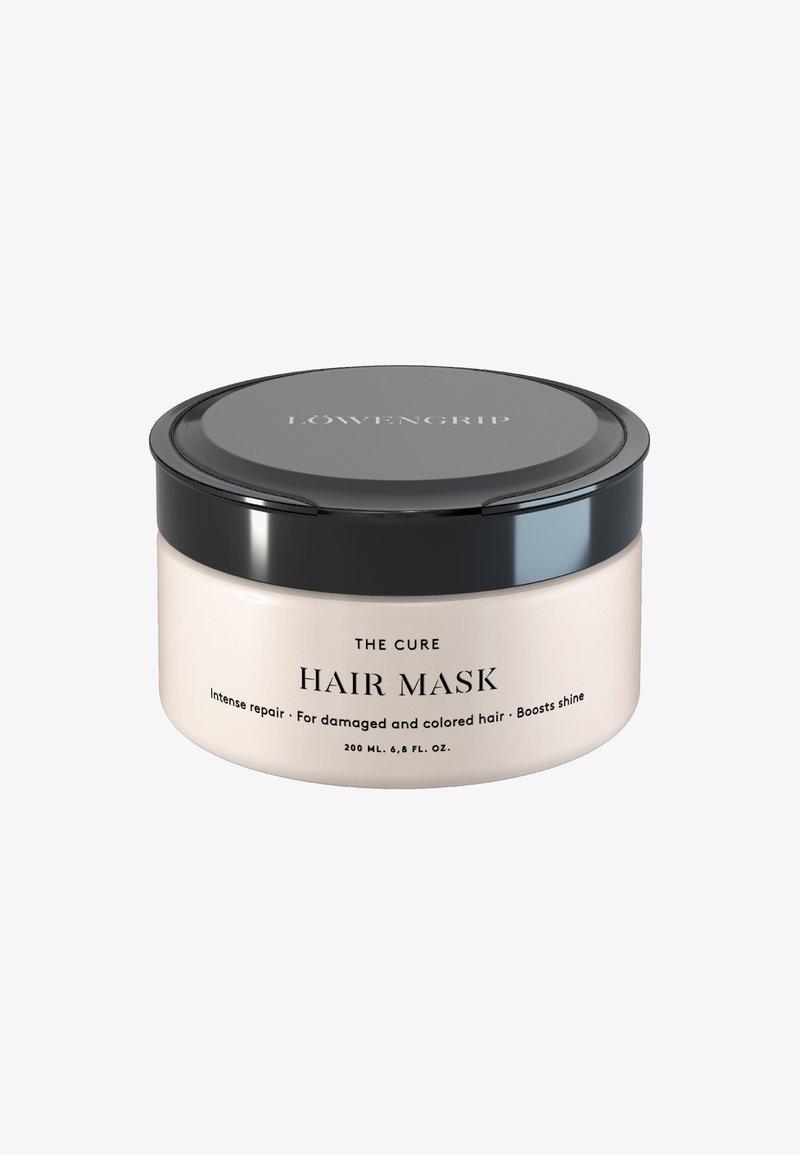 Löwengrip - THE CURE - HAIR MASK 200ML - Hair mask - -