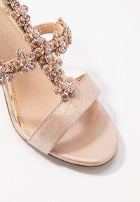 Lulipa London - DAISY - High heeled sandals - light metallic - 2