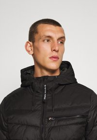 G-Star - ATTACC QUILTED JACKET - Light jacket - black - 3