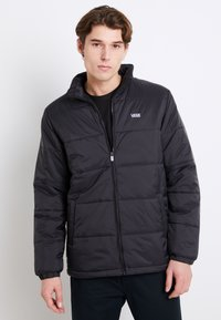 Vans - LAYTON - Light jacket - black - 0