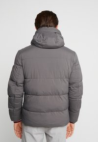 Tommy Hilfiger - STRETCH HOODED - Winter jacket - grey - 2