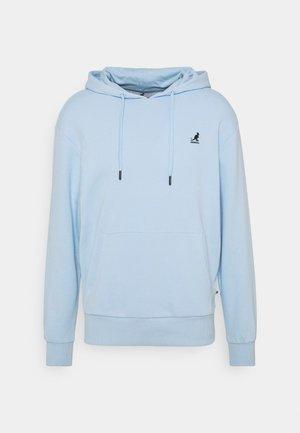 MANHATTEN HOODY - Sweatshirt - blue