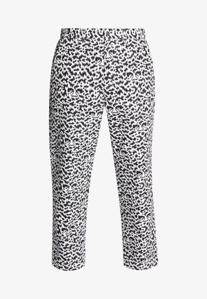 HARDWORK FUZZ PANT - Jeans Relaxed Fit - black multi