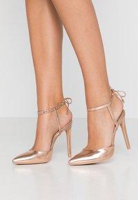 BEBO - RIHANNA - High Heel Pumps - rose gold - 0