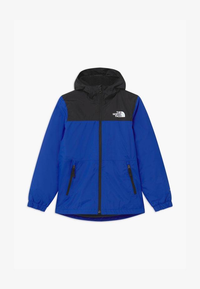 WARM STORM RAIN - Outdoorová bunda - blue