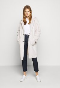 Lauren Ralph Lauren - Classic coat - cream - 3
