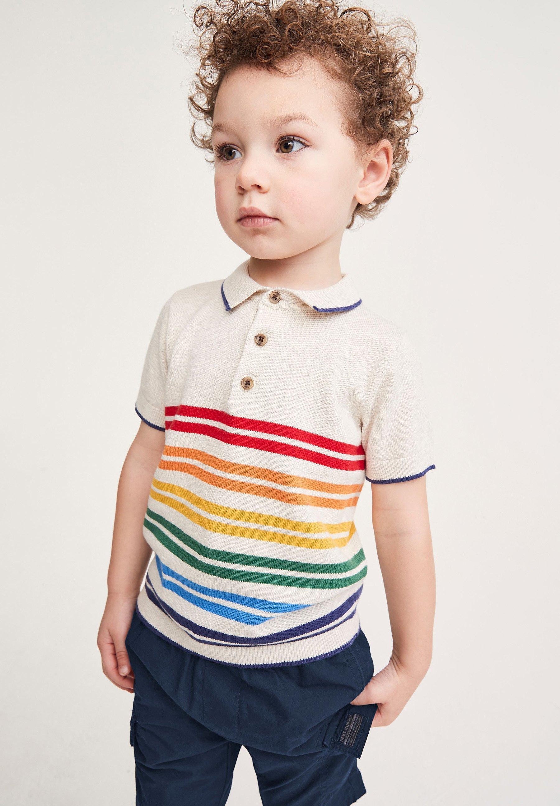 Kinder STRIPE - Poloshirt