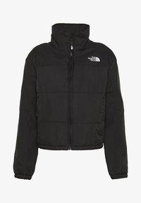 GOSEI PUFFER - Lehká bunda - black