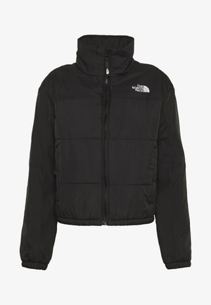 GOSEI PUFFER - Light jacket - black