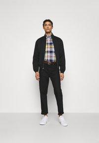 Polo Ralph Lauren - SLIM FIT PLAID OXFORD SHIRT - Shirt - yellow/blue multi - 1