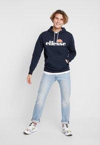 Ellesse - GOTTERO - Hoodie - navy - 1
