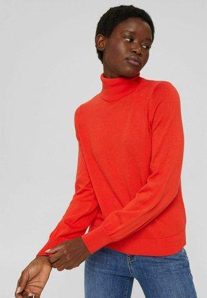 COO WSR - Jumper - orange red