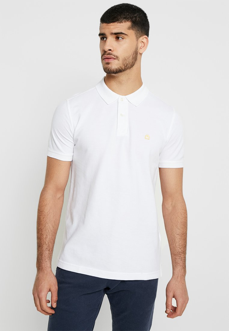 Benetton - Polo shirt - white