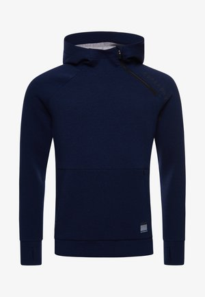GYMTECH - Sweatshirt - navy marl/dark grey