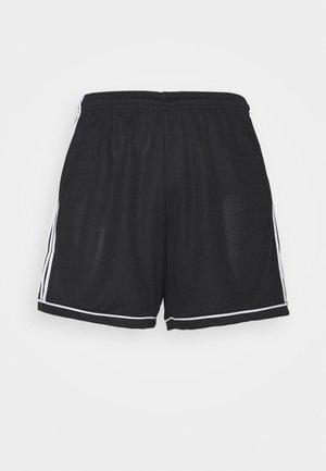 SQUAD - Sportovní kraťasy - black/white