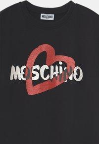 MOSCHINO - Jersey dress - black - 2