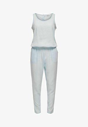 Jumpsuit - chambray blue