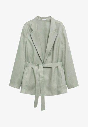 POLLITO8 - Short coat - verde menta
