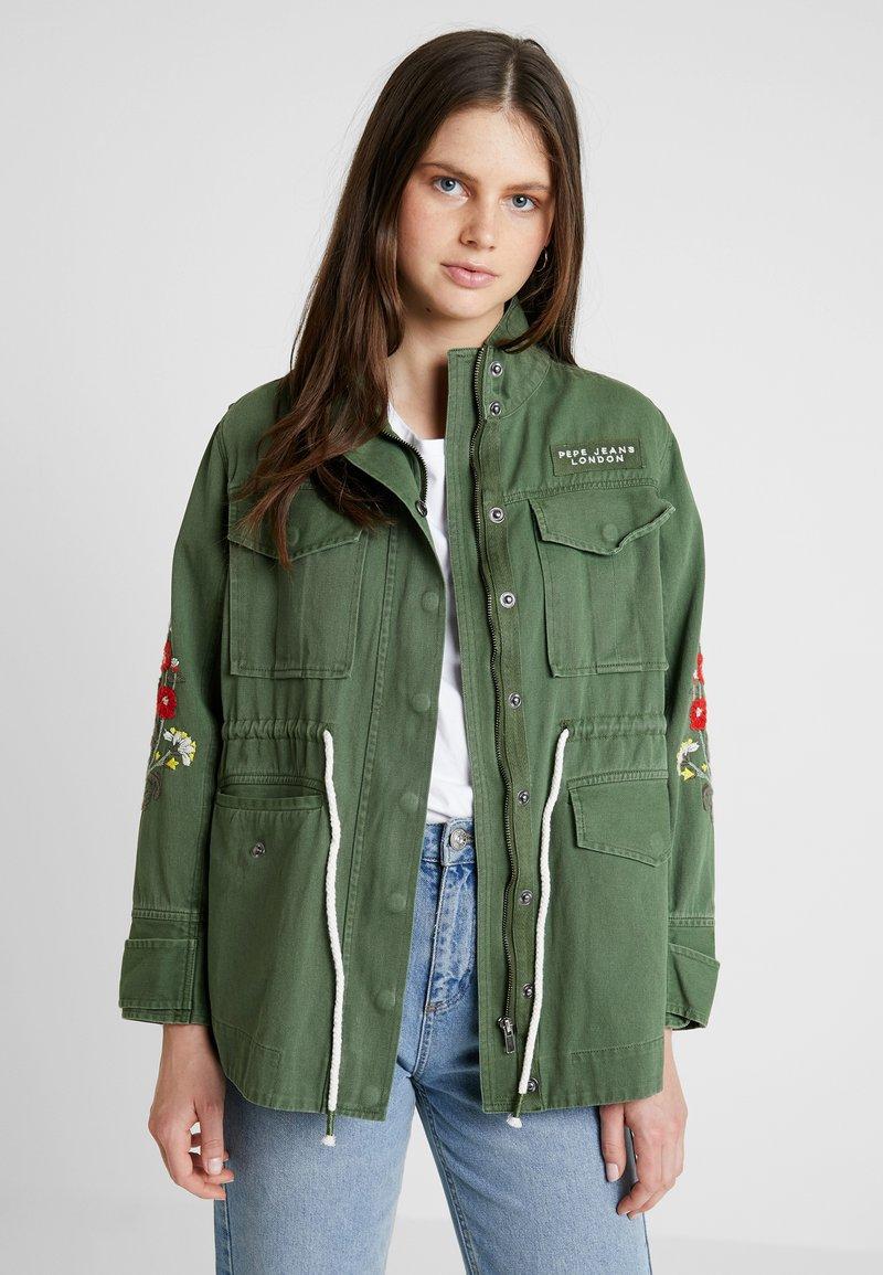Pepe Jeans - ADAI - Summer jacket - dark khaki