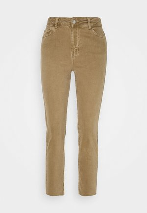 ONLEMILY LIFE  - Trousers - petrified oak