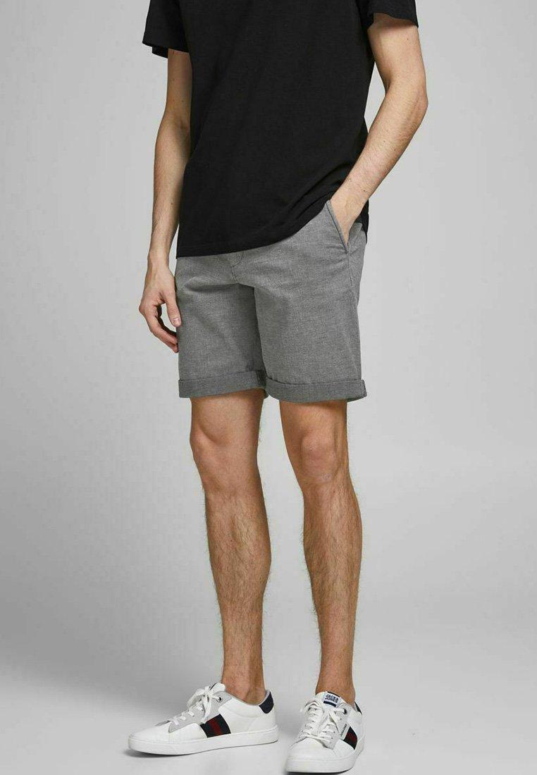 Jack & Jones - Shorts - silver birch