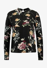 ONLY Petite - ONLNEW MALLORY  BLOUSE - Blouse - black/cd flower - 3