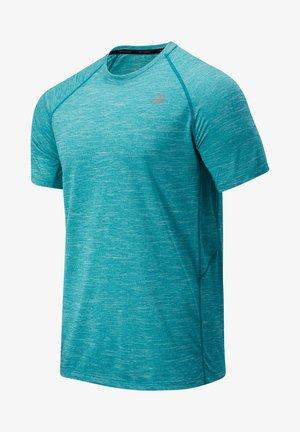 TENACITY - Basic T-shirt - team teal heather