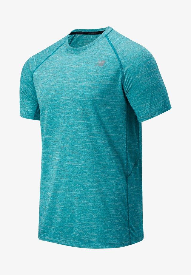 TENACITY - T-shirt basique - team teal heather