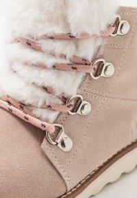 Viking - EBBA WP - Zimní obuv - antiquerose - 2