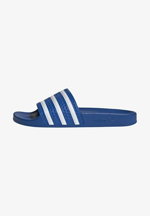 ADILETTE UNISEX - Ciabattine - glory blue/ftwr white/glory blue