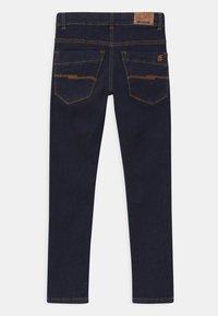 Blue Effect - BOYS SPECIAL ULTRASTRETCH  - Skinny džíny - dark-blue denim - 1