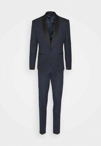 FASHION TUX - Oblek - dark blue