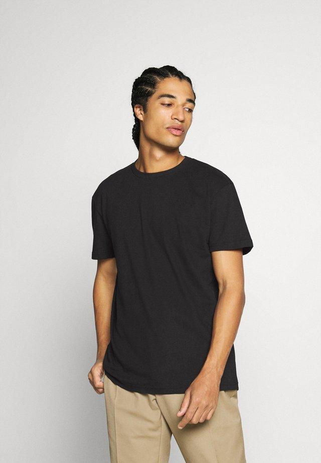 AKKIKKI - T-shirt basique - cavair