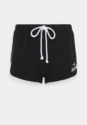 LOGO - Shorts - black